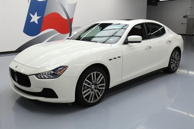 2016 maserati ghibli base 4dr sedan for sale in houston texas classified. Black Bedroom Furniture Sets. Home Design Ideas
