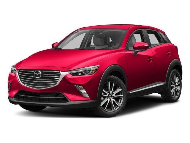 2016 Mazda CX-3 Grand Touring Grand Touring 4dr