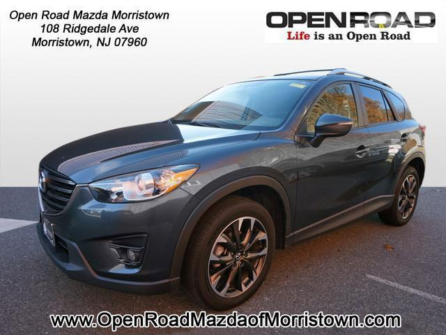 Mazda Cx  Awd Dr Touring Mpg
