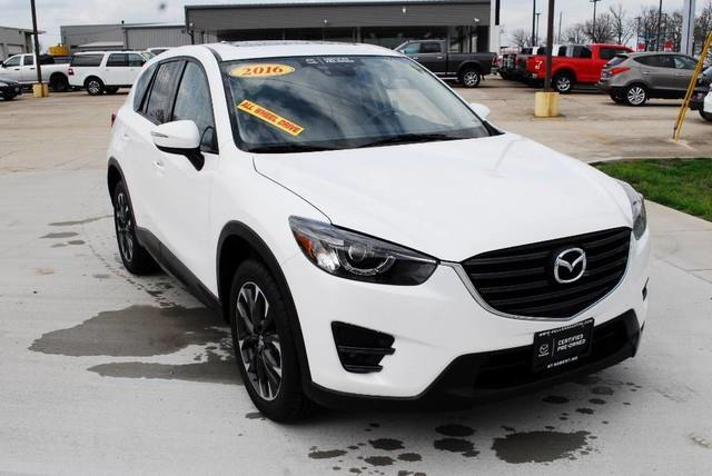 2016 Mazda CX-5 Grand Touring AWD Grand Touring 4dr SUV