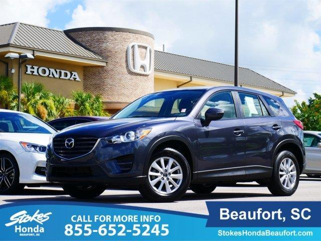 2016 mazda cx 5 sport sport 4dr suv 6a for sale in for Stokes honda used cars