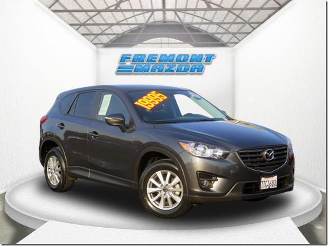 2016 Mazda CX-5 Touring Touring 4dr SUV