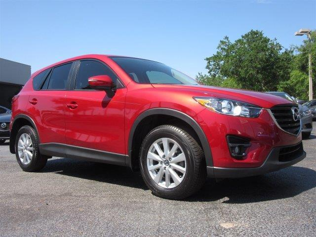 2016 Mazda CX-5 Touring Touring 4dr SUV (midyear