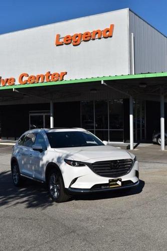 2016 Mazda CX-9 Grand Touring Grand Touring 4dr SUV