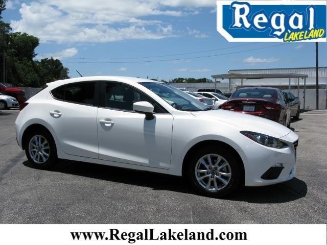 Regal Kia Lakeland >> 2016 Mazda Mazda3 i Sport i Sport 4dr Hatchback 6A for ...