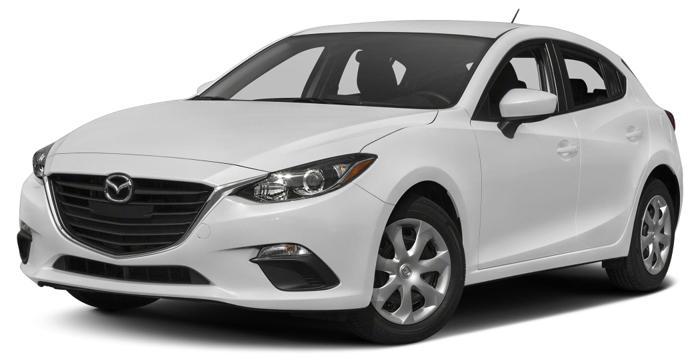 2016 Mazda Mazda3 i Sport i Sport 4dr Hatchback 6M