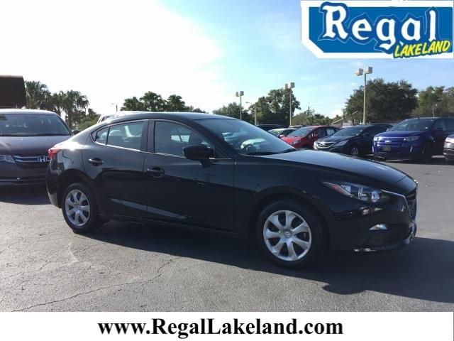 2016 mazda mazda3 i sport i sport 4dr sedan 6m for sale in lakeland florida classified. Black Bedroom Furniture Sets. Home Design Ideas