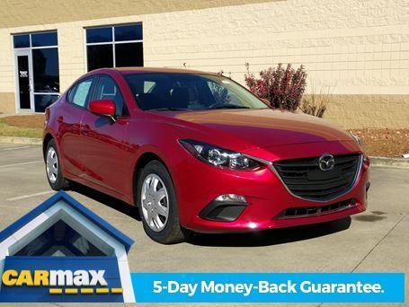 2016 Mazda Mazda3 i Sport i Sport 4dr Sedan 6M
