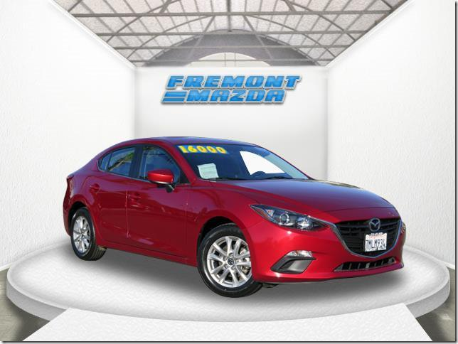 2016 mazda mazda3 i sport i sport 4dr sedan 6m for sale in newark california classified. Black Bedroom Furniture Sets. Home Design Ideas