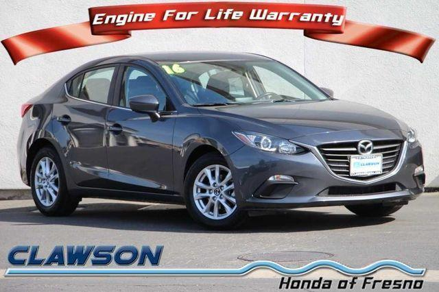 2016 mazda mazda3 i sport i sport 4dr sedan 6m for sale in fresno california classified. Black Bedroom Furniture Sets. Home Design Ideas