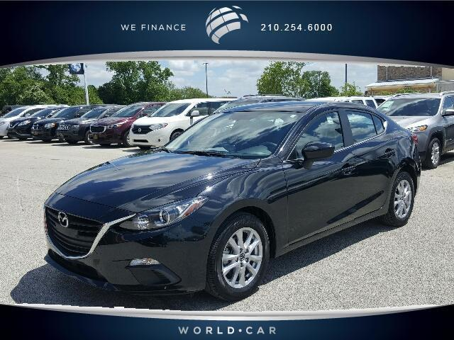 2016 mazda mazda3 i sport i sport 4dr sedan 6m for sale in san antonio texas classified. Black Bedroom Furniture Sets. Home Design Ideas
