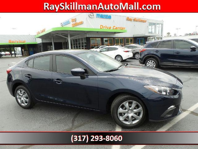 2016 mazda mazda3 i sport i sport 4dr sedan 6m for sale in indianapolis indiana classified. Black Bedroom Furniture Sets. Home Design Ideas