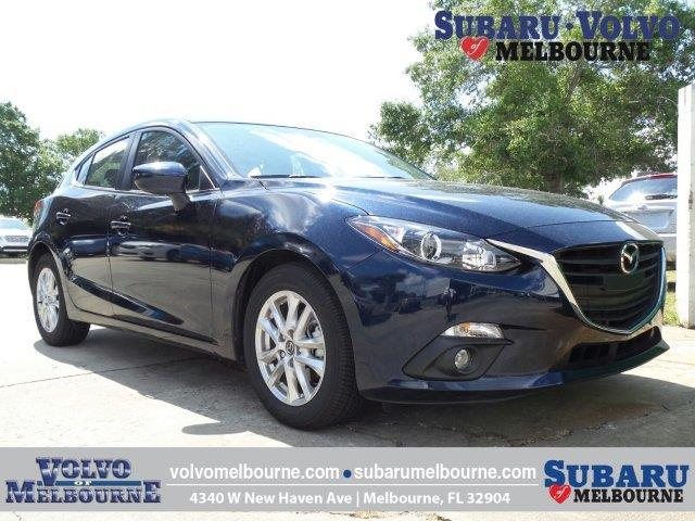 2016 Mazda Mazda3 I Touring I Touring 4dr Hatchback 6m For