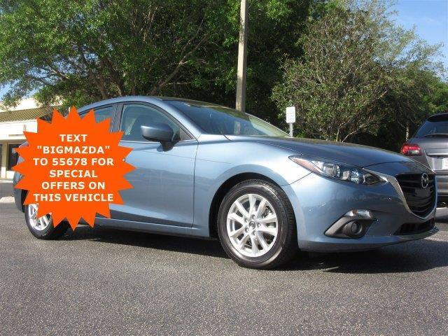 2016 Mazda Mazda3 i Touring i Touring 4dr Sedan 6A