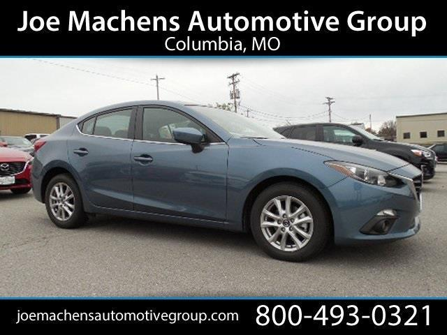 2016 Mazda Mazda3 I Touring I Touring 4dr Sedan 6m For
