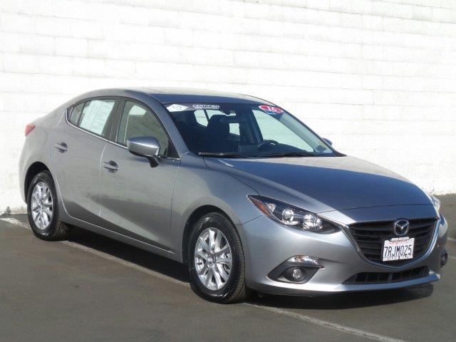 2016 Mazda Mazda3 i Touring i Touring 4dr Sedan 6M