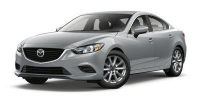 2016 Mazda Mazda6 i Sport i Sport 4dr Sedan 6M