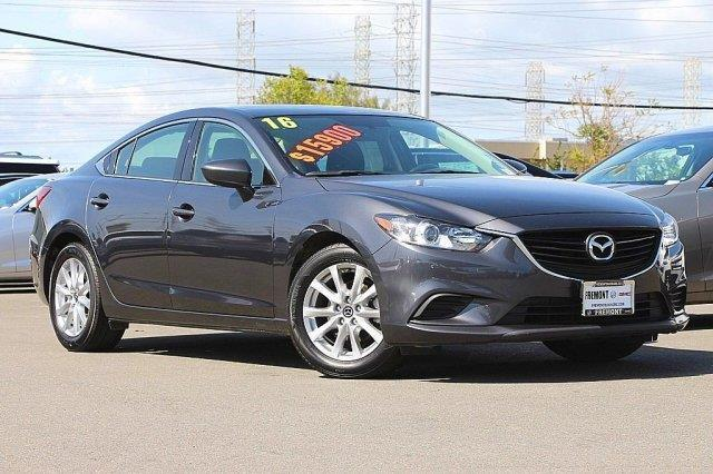 2016 mazda mazda6 i sport i sport 4dr sedan 6m for sale in fremont california classified. Black Bedroom Furniture Sets. Home Design Ideas