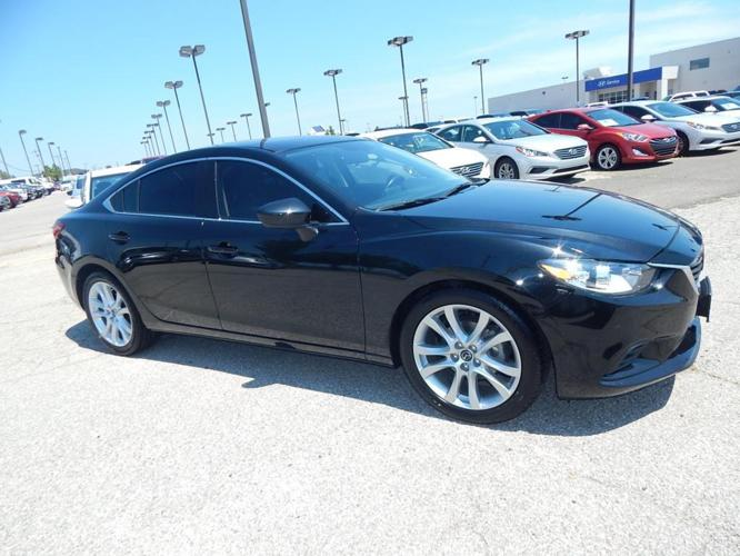 2016 mazda mazda6 i touring i touring 4dr sedan 6m for sale in norman oklahoma classified. Black Bedroom Furniture Sets. Home Design Ideas