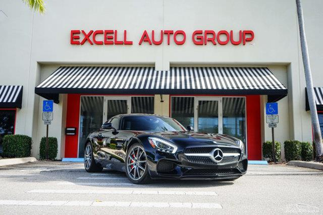 2016 Mercedes-Benz AMG GT S S 2dr Coupe