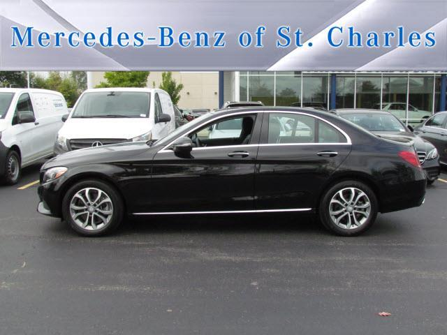 2016 mercedes benz c class c 300 4matic awd c 300 4matic for Mercedes benz of st charles il