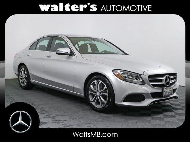 2016 Mercedes-Benz C-Class C 300 C 300 4dr Sedan