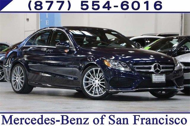 mercedes benz c class c 300 c 300 4dr sedan for sale in san francisco. Cars Review. Best American Auto & Cars Review