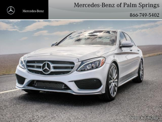 mercedes benz c class c 300 c 300 4dr sedan for sale in palm springs. Cars Review. Best American Auto & Cars Review