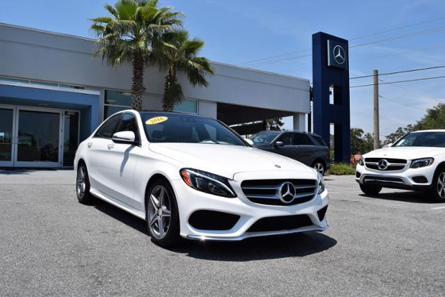 2016 mercedes benz c class c 300 c 300 4dr sedan for sale in savannah georgia classified. Black Bedroom Furniture Sets. Home Design Ideas