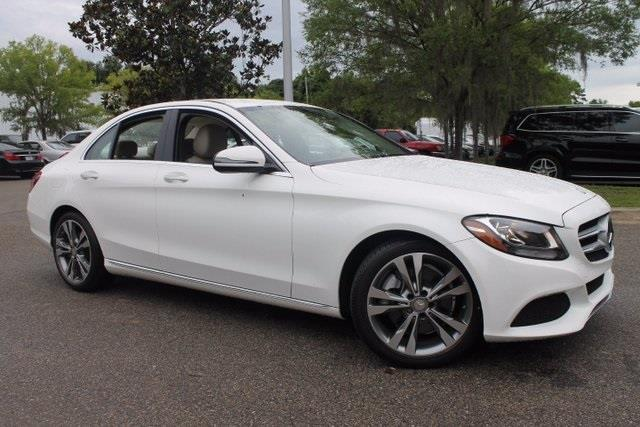 2016 mercedes benz c class c 300 c 300 4dr sedan for sale for Mercedes benz of tallahassee