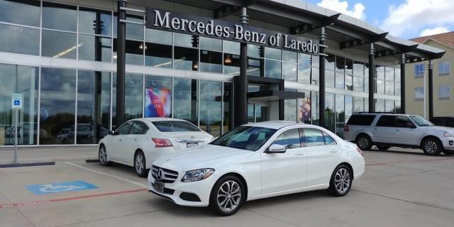 2016 mercedes benz c class c 300 c 300 4dr sedan for sale for Mercedes benz laredo tx