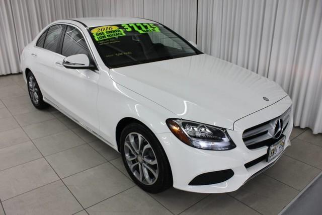 2016 mercedes benz c class c 300 luxury c 300 luxury 4dr for Mercedes benz c class 300 for sale