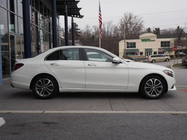 2016 mercedes benz c class c300 4matic awd c300 4matic 4dr for Devon mercedes benz