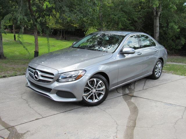2016 Mercedes-Benz C-Class C300 C300 4dr Sedan