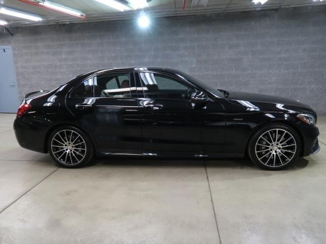 2016 mercedes benz c class c450 amg base 4matic price on request for sale in dublin ohio. Black Bedroom Furniture Sets. Home Design Ideas