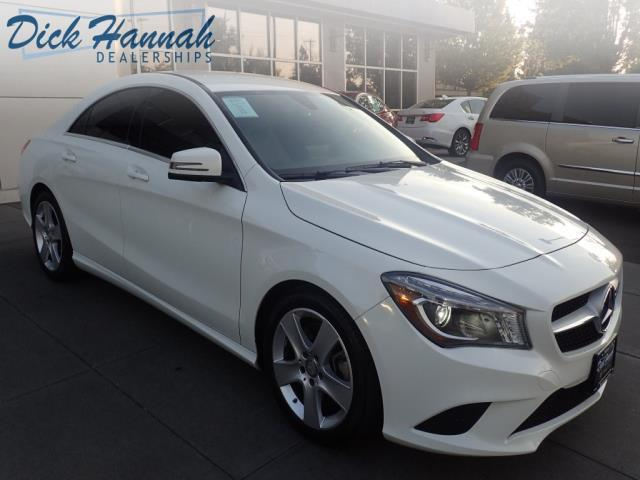 2016 mercedes benz cla cla 250 4matic awd cla 250 4matic 4dr sedan for sale in portland oregon. Black Bedroom Furniture Sets. Home Design Ideas