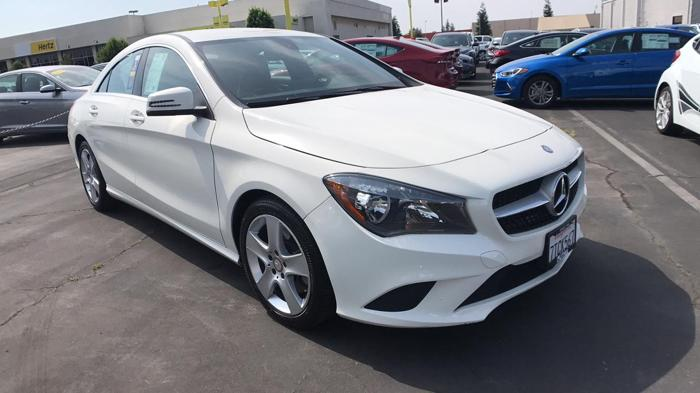 2016 mercedes benz cla cla 250 cla 250 4dr sedan for sale in fresno california classified. Black Bedroom Furniture Sets. Home Design Ideas