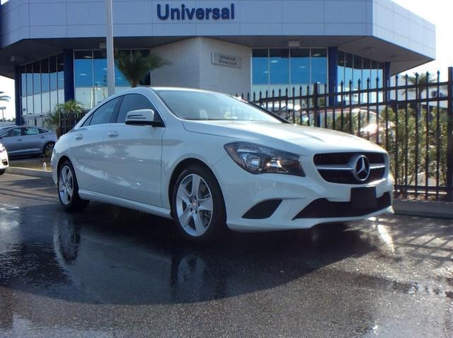 2016 mercedes benz cla cla 250 cla 250 4dr sedan for sale in orlando florida classified. Black Bedroom Furniture Sets. Home Design Ideas