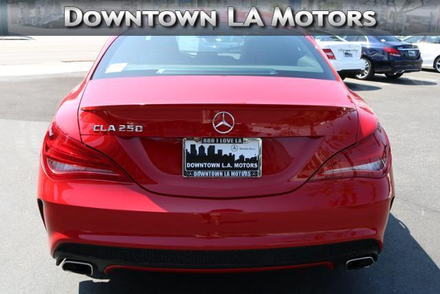 2016 mercedes benz cla cla 250 cla 250 4dr sedan for sale for Downtown la motors mercedes benz