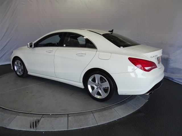 2016 Mercedes-Benz CLA CLA 250 CLA 250 4dr Sedan