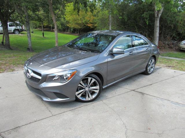 2016 Mercedes-Benz CLA CLA250 CLA250 4dr Sedan