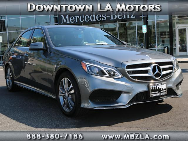 2016 mercedes benz e class e 250 bluetec e 250 bluetec 4dr for Downtown la motors mercedes benz