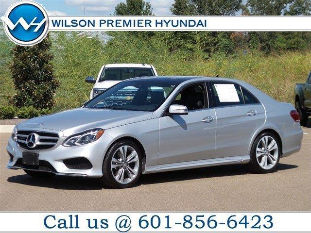 2016 Mercedes-Benz E-Class E 350 E 350 4dr Sedan