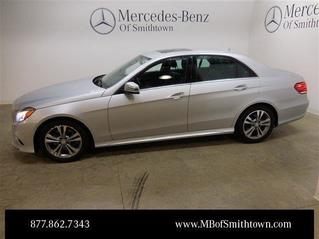 2016 mercedes benz e class e350 4matic awd e350 4matic 4dr for Mercedes benz smithtown ny