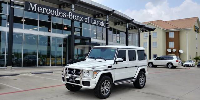 2016 mercedes benz g class amg g 63 awd amg g 63 4matic for Mercedes benz laredo tx