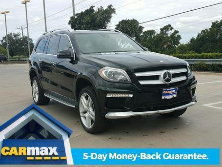 2016 mercedes benz gl class gl 550 4matic awd gl 550 for Mercedes benz suv carmax