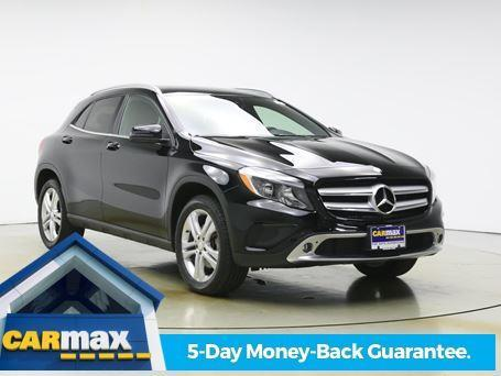 2016 mercedes benz gla gla 250 4matic awd gla 250 4matic for Mercedes benz suv carmax