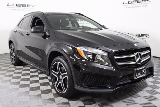 2016 Mercedes Benz Gla Gla 250 4matic Awd Gla 250 4matic