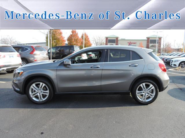 2016 Mercedes-Benz GLA GLA250 4MATIC AWD GLA250 4MATIC