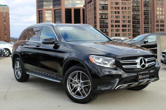 2016 Mercedes-Benz GLC GLC300 4MATIC AWD GLC300 4MATIC